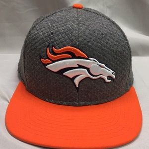 Denver broncos new era baseball cap Like new